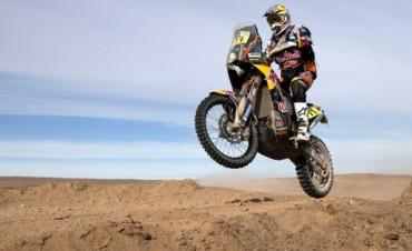 Cómo será el recorrido del Rally Dakar 2016