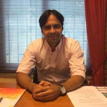 El secretario de Turismo de la villa serrana, Sebastián Boldrini