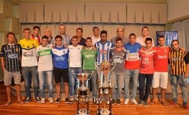 Se sorteó el torneo Provincial de fútbol 2016