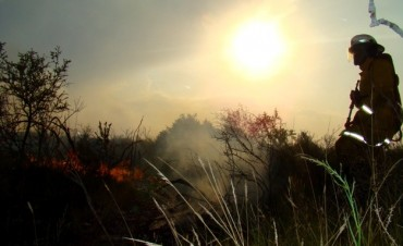 Se iniciaron más incendios en la provincia