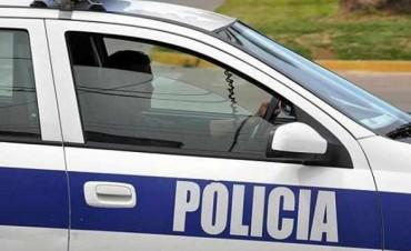 Grave accidente en Caleufú