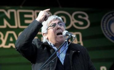 Movilización contra Macri