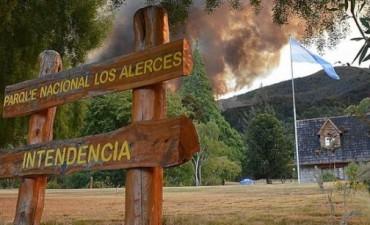 Incendios sin control: