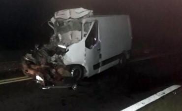 Dos vecinos de Pico muertos en la Ruta 5