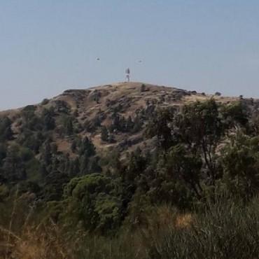 Dos objetos voladores aparecieron en una foto tomada en Villa Ventana