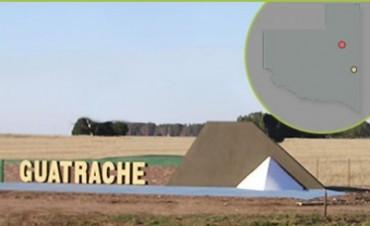 Guatraché Cumple 107 Años