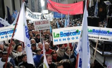 El vocero de la Asociación Bancaria, Eduardo Berrozpe