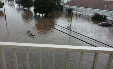 40 evacuados