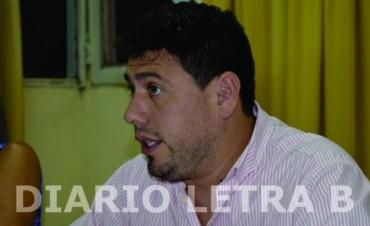 El presidente del Concejo Deliberante, Rodrigo Petto