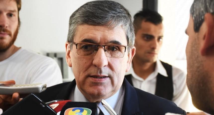 Franco afirmó que los municipios reciben más recursos que antes