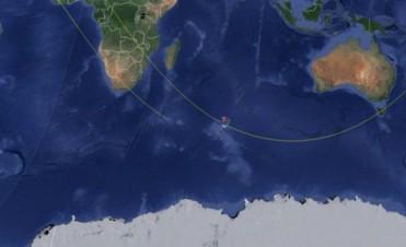 Dónde está la nave rusa que cae descontroladamente sobre la Tierra