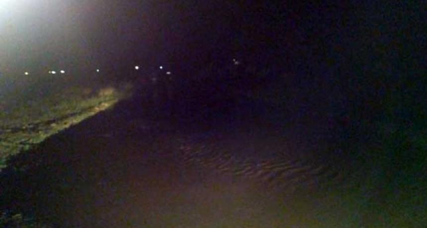 Cayeron 70 milímetros en Santa Isabel