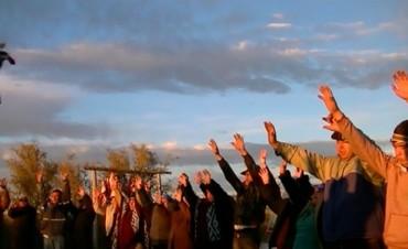 Celebran el Año Nuevo Mapuche
