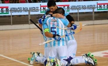 El seleccionado argentino masculino de hockey sobre patines se consagró campeón mundial