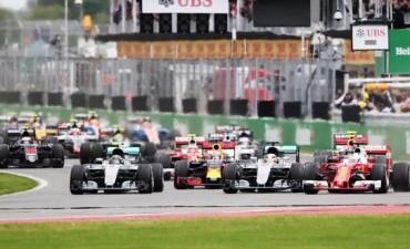 Lewis Hamilton logró su segunda victoria de la temporada