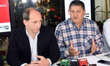 Dos listas se presentaron este sábado en el Frente Progresista Pampeano