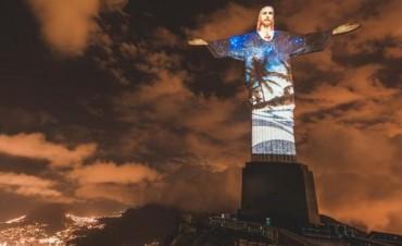 Esta noche se proyectarán imágenes de Río de Janeiro