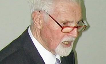 Falleció el geólogo Pablo Augusto Calmels