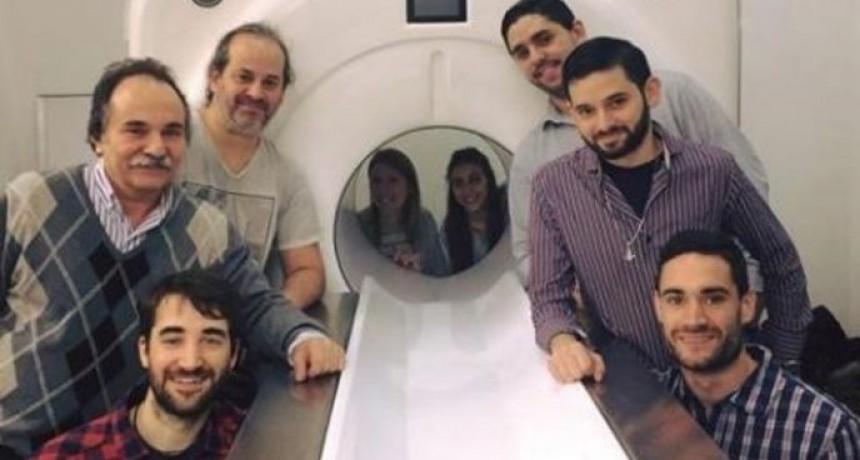 El equipo fue llevado al Hospital de Clínicas de la Ciudad de Buenos Aires.