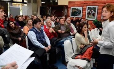 Etosha: las víctimas se reunieron en Turismo