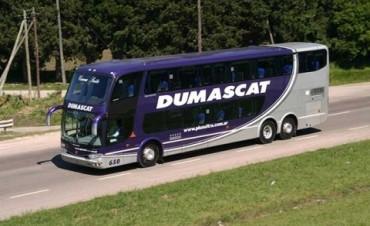 El apoderado de la empresa Dumas S.A, Federico Gan