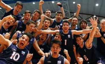 Voley Sub-21- Argentina entre los cuatro mejores