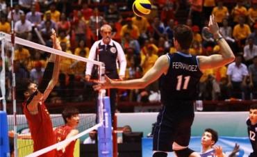 Argentina finalista en el mundial S21 de Volley