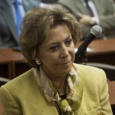 La ex secretaria de Medio Ambiente del gobierno de Carlos Menem