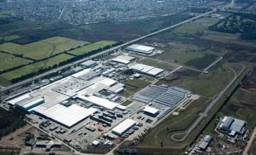 la fábrica de Toyota