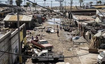 Un nuevo sismo sacudió a Chile