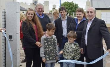 Alpachiri seis viviendas del Plan Federal Techo Digno