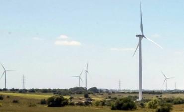 Ya se completaron los trabajos en el lugar donde se instalarán los aerogeneradores