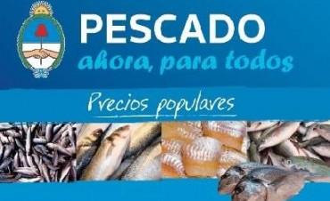 Pescados para todos en Guatrache