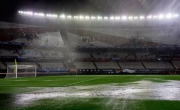 Se suspendió el partido entre Argentina y Brasil