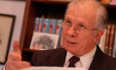 El exfiscal bahiense Hugo Cañón murió esta tarde en un accidente