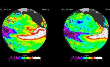 NASA: El Niño 2016 provoca caos en el mundo