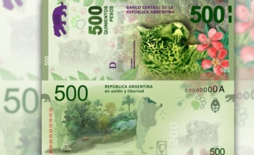 El Banco Central de la República Argentina (BCRA) informó
