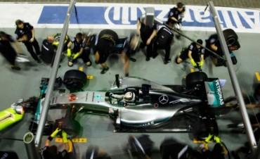 Cambios en la F1