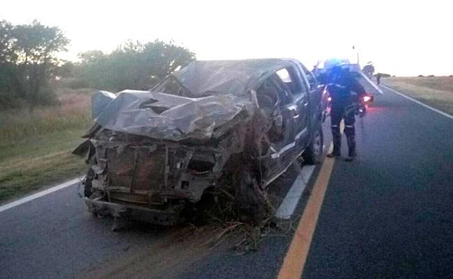 Otros cuatro muertos en rutas de La Pampa