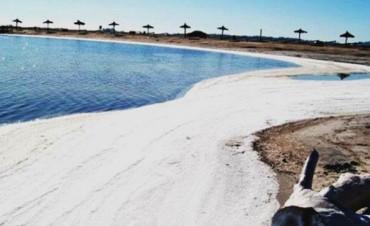 El lago podría convertirse en escenario de un record mundial.