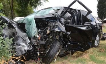 Robó un auto y provocó una tragedia: cuatro muertos