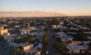 Un nuevo incendio rural ocurrió en las últimas horas en territorio pampeano