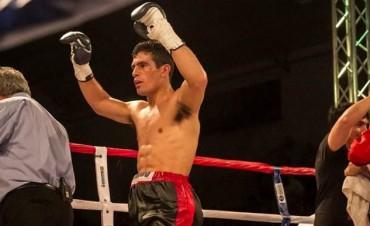 Boxeador tresarroyense ganó por nocaut