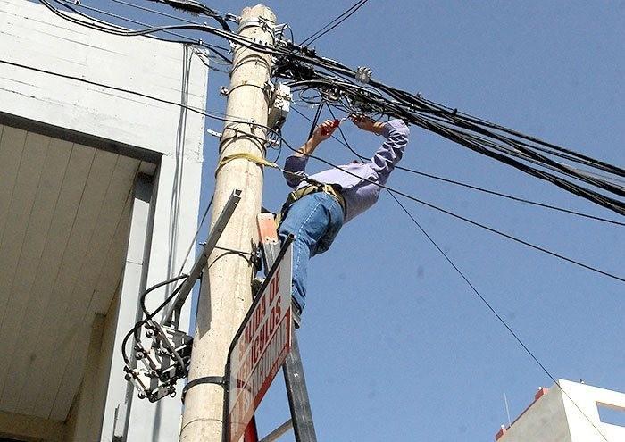 Inversión de 12 millones de pesos para mejorar el sistema eléctrico
