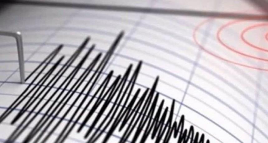 Registraron un sismo en Neuquén