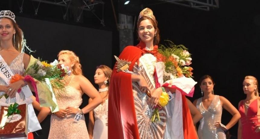 Catalina Balcarce es la flamante reina de la FNCC
