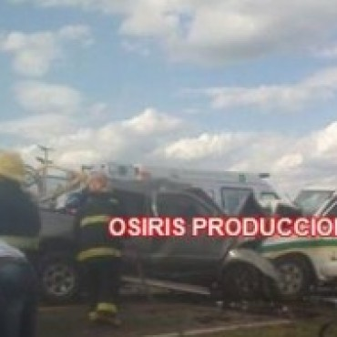 Accidente fatal en ruta 188