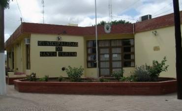 La Municipalidad de Santa Teresa