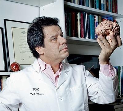 El neurocientífico Facundo Manes