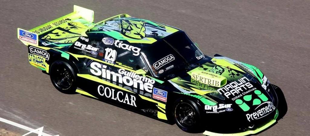 El Ford de Mauro Giallombardo estará en pista durante el 2018
